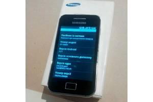 б/у Samsung Samsung S5830 Galaxy Ace Onyx Black
