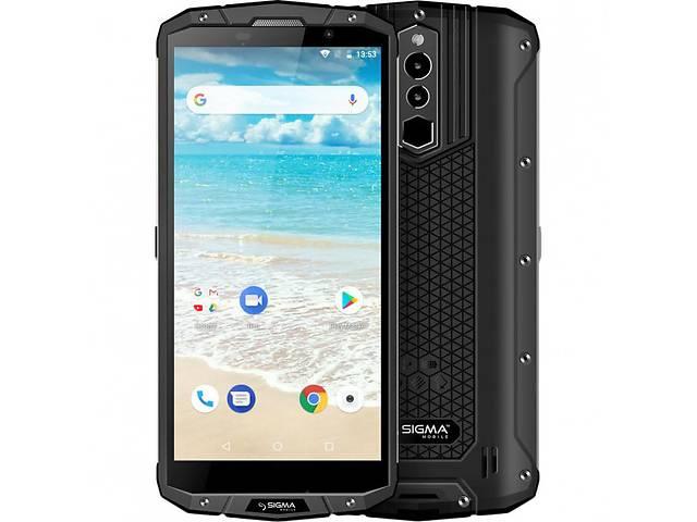 бу Смартфон Sigma mobile X-treme PQ54 black в Харкові