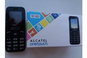 Нові Мобільні на дві СІМ-карти Alcatel