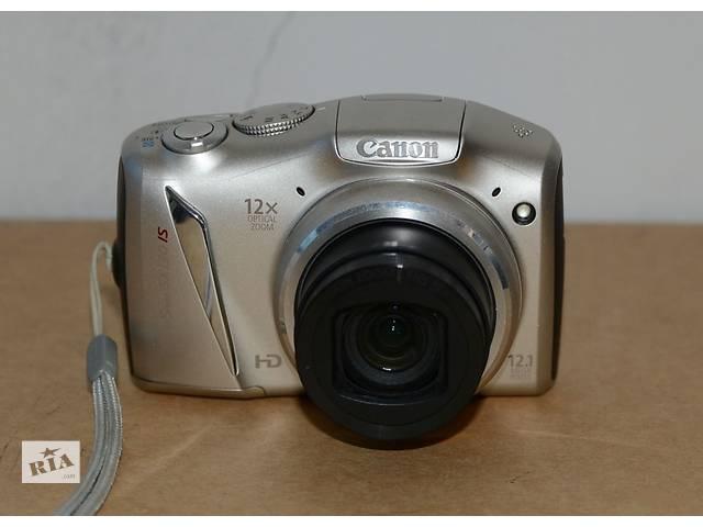 бу Цифровой фотоаппарат Canon PowerShot SX130 - Суперзум - в Идеале ! в Херсоне