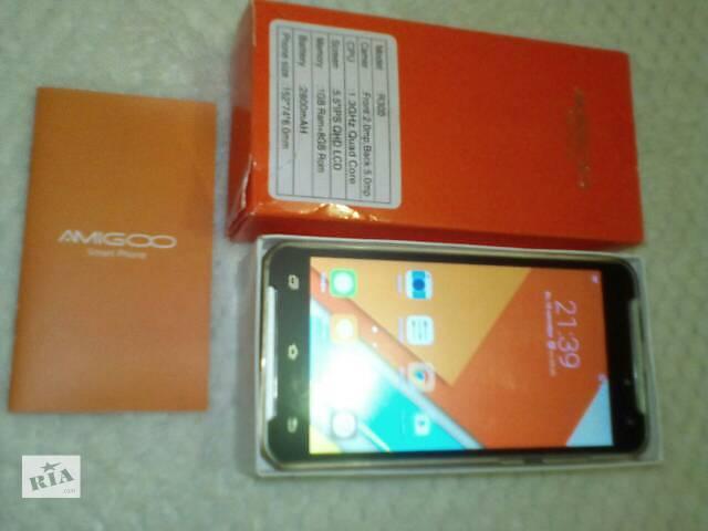 Мобильный телефон Смартфон Amigoo r 300- объявление о продаже  в Смеле (Черкасской обл.)