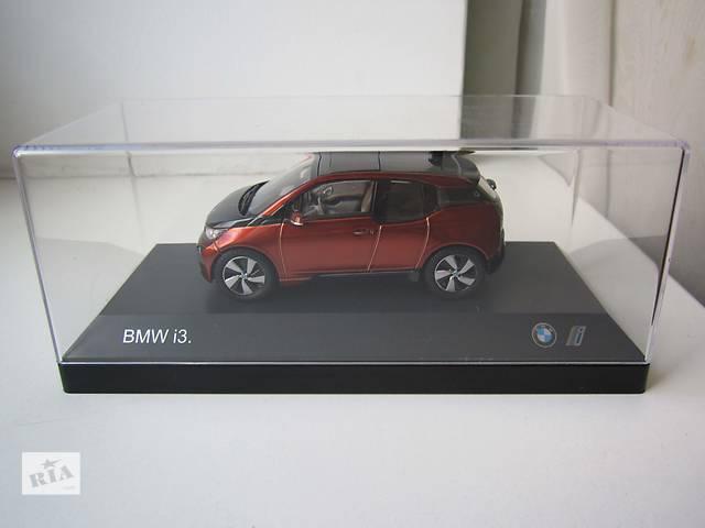 Модель автомобиля BMW i3 Electrocar- объявление о продаже  в Киеве