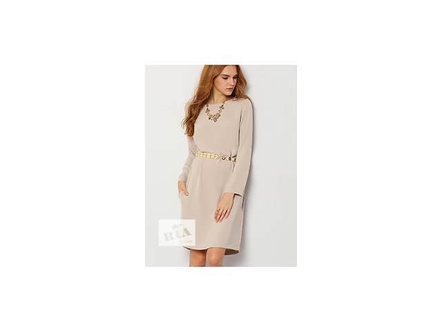 Модное платье цвета топленого молока- объявление о продаже  в Николаеве