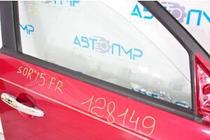 Молдинг дверь-стекло центральный перед прав Kia Sorento 10-15 черн 82220-1U000 разборка Алето Авто запчасти Киа Соренто