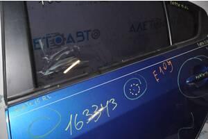 Молдинг дверь-стекло центральный зад лев Kia Forte 4d 14-18 черн 83210-A7000 разборка Алето Авто запчасти Киа Форте