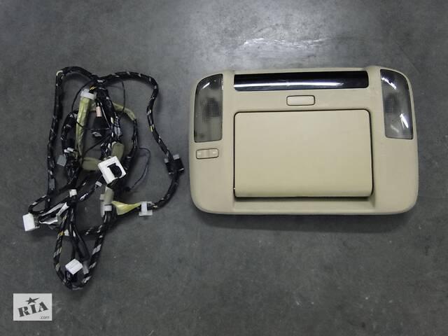 купить бу Монитор/DVD проигрыватель/видеоплеер Subaru Tribeca 05-14р. 86255XA02AEU в Львове