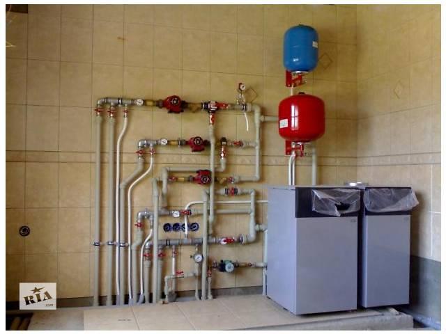 продам Монтаж систем отопления и водоснабжения бу  в Украине