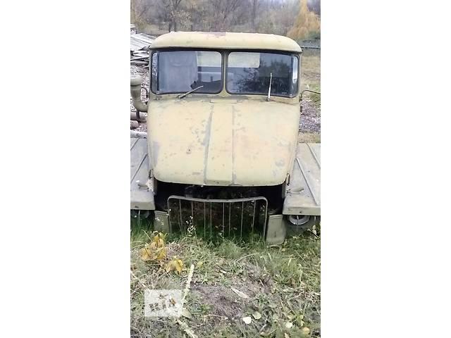 Мотор , рама ,  кабина до Урала 375- объявление о продаже  в Ивано-Франковске