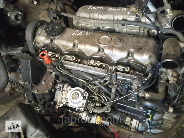 Мотор (Двигатель) Renault Master Opel Movano 2.8 Тди TDI (DTI) Sofim 8140.43- объявление о продаже  в Шумске