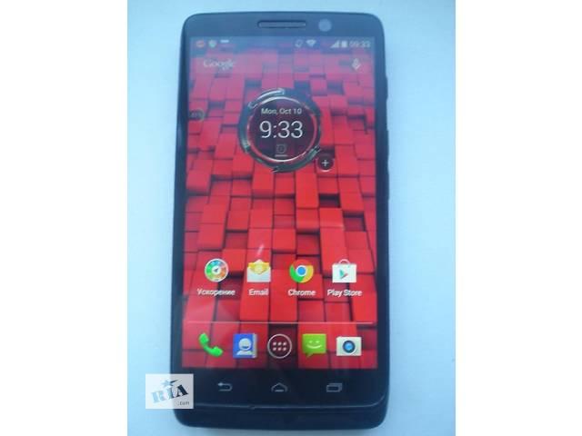 купить бу Motorola XT 1030 - 2 ядра по 1,7 ГГц\2Гб ОЗУ\16Гб или обмен в Днепре (Днепропетровск)