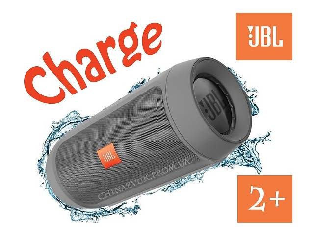 бу Портативная блютуз колонка JBL charge 2+ в Киеве