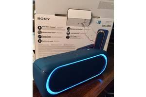 Нові Портативні акустичні системи Sony