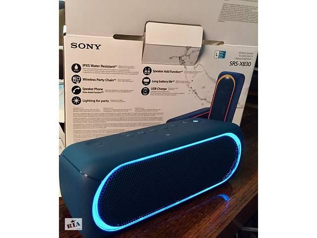 Sony SRS-XB30 40Вт- объявление о продаже  в Ахтырке