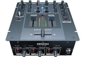 б/у DJ пульты Denon DJ