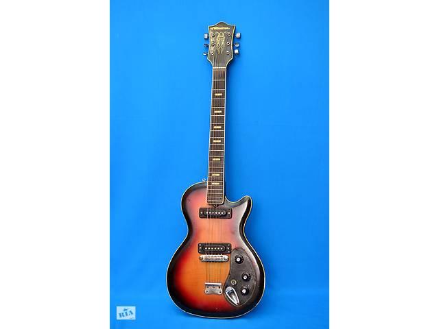 Гитара Musima De Lux 25