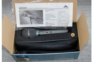 Новые Вокальные микрофоны Audio-Technica
