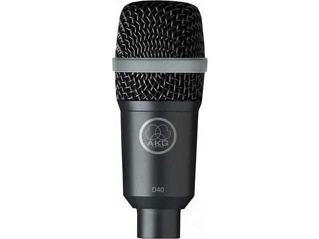 Микрофон AKG D40- объявление о продаже  в Києві