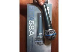 Нові Мікрофони Shure