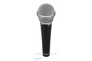 Новые Микрофоны Samson