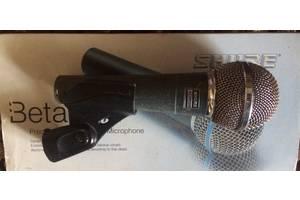 б/у Вокальные микрофоны Shure