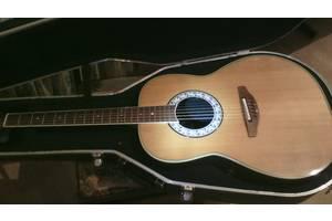 б/у Акустические гитары Ovation