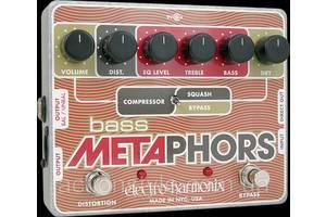 Новые Гитарные педали Electro-harmonix