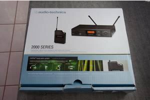 Новые Радио микрофоны Audio-Technica