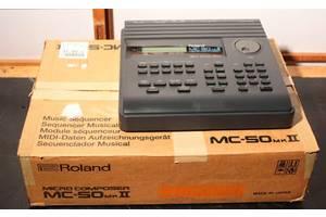 Новые Звуковые модули для студии Roland