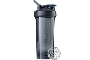 Спортивная бутылка-шейкер BlenderBottle Pro28 Tritan 820ml Black SKL24-144913