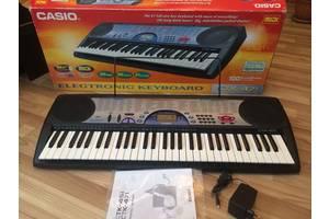 б/у Клавишные инструменты Casio