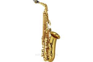 Новые Саксофоны Yamaha
