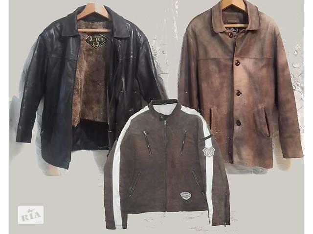 81e9be68c06 купить бу Распродажа!!! Кожаные мужские куртки (кожа