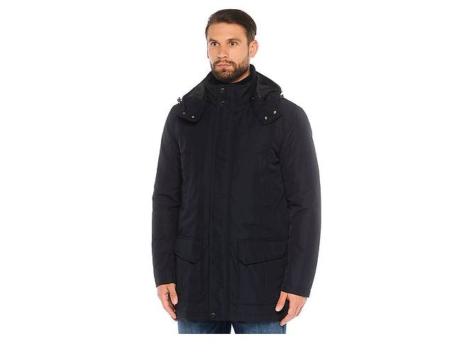 продам Куртка мужская Geox M4420F BLACK 52 Черный (M4420FBK-52) бу в Киеве