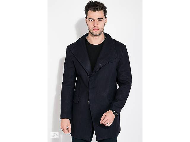 продам Пальто 186V001 цвет Чернильный бу в Одесі