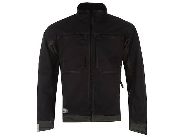 продам Ветровка Helly Hansen West Ham Jacket Mens XXL Черная (639084-R) бу в Киеве