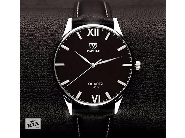 купить бу Мужские наручные часы Yazole Original в Кривом Роге (Днепропетровской обл.)