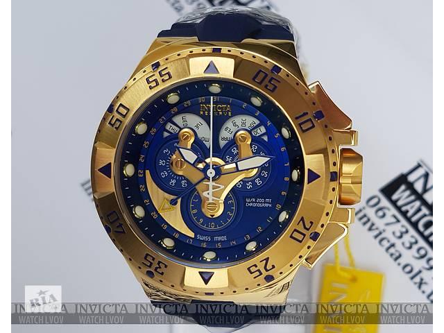 ffbb2ce7 бу Мужские швейцарские часы Invicta 18558 Reserve Swiss Made Excursion в  Львове