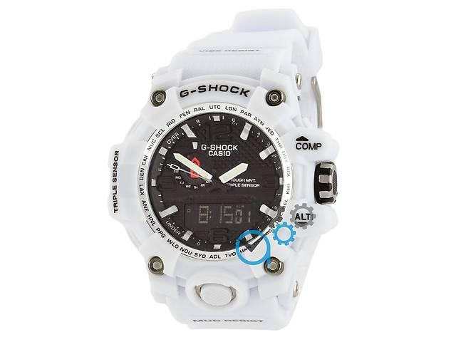 Чоловічі спортивні годинник Casio G-Shock GWG-1000 касіо 7691f38ae2d3a