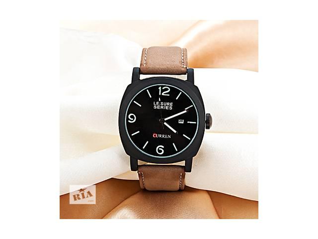 купить бу Мужские наручные часы CURREN Leisure Series BLACK в Нежине