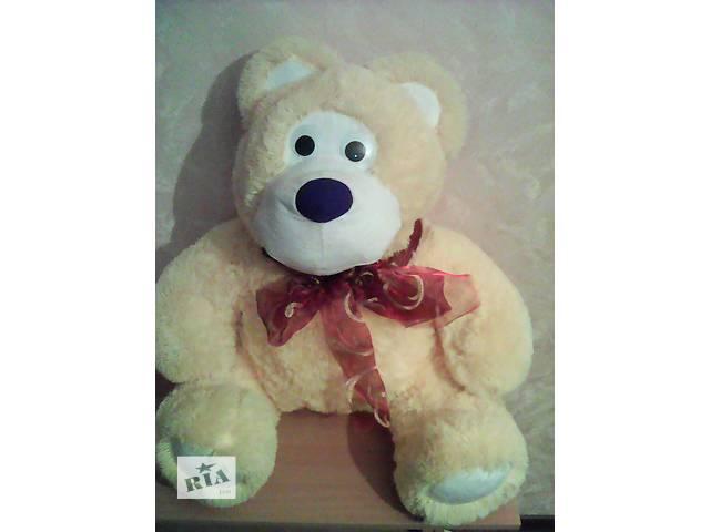 Мягкую игрушку медведь размер 70*50см - объявление о продаже  в Харькове