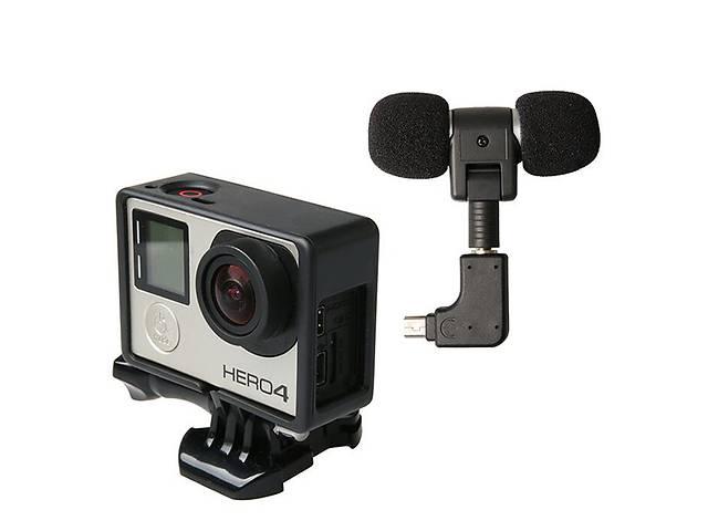 бу  Микрофон для GoPro  в Киеве