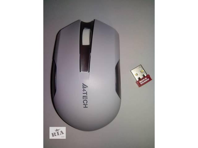 Мышка безпроводная A4Tech G3-200N V-Track Wireless White- объявление о продаже  в Киеве