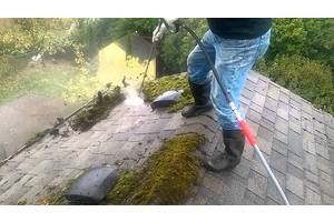 Мийка-чистка дахів, фасадів, заборів, бруківки та інших споруд, Гідрофобізація