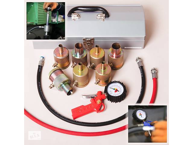 Набор для восстановления газомасляных амортизаторов 7 насадок A-Profi (Украина)