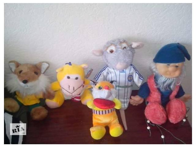 купить бу Набор мягких игрушек в Киеве