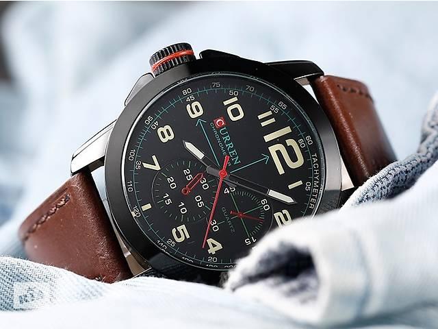 Наручные часы мужские Curren Brown ( Оригинал )- объявление о продаже  в Кривом Роге (Днепропетровской обл.)