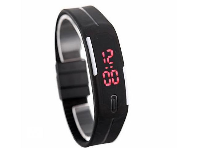 купить бу Наручний спортивні електронні годинники 481844e5ecfed