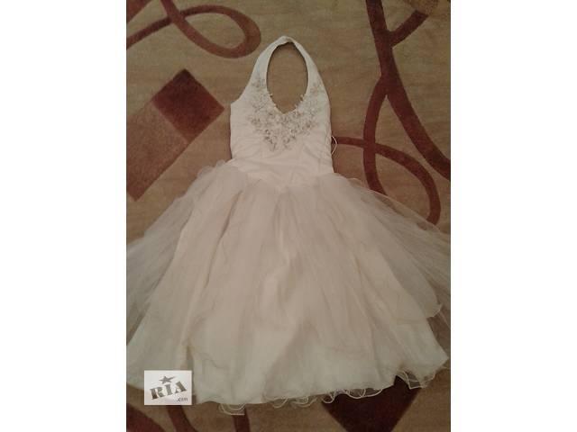 купить бу Нарядное платье для девочки в Курахово