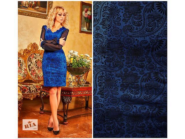 продам Нарядное платье с узором есть большой размер бу в Хмельницком