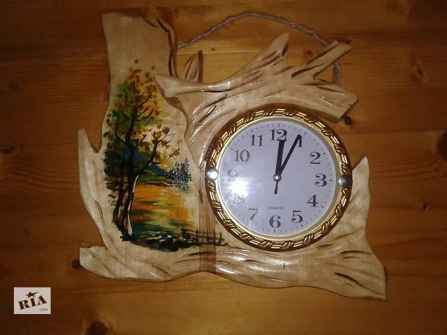 продам Настенные часы ручной работы бу в Косове (Ивано-Франковской обл.)